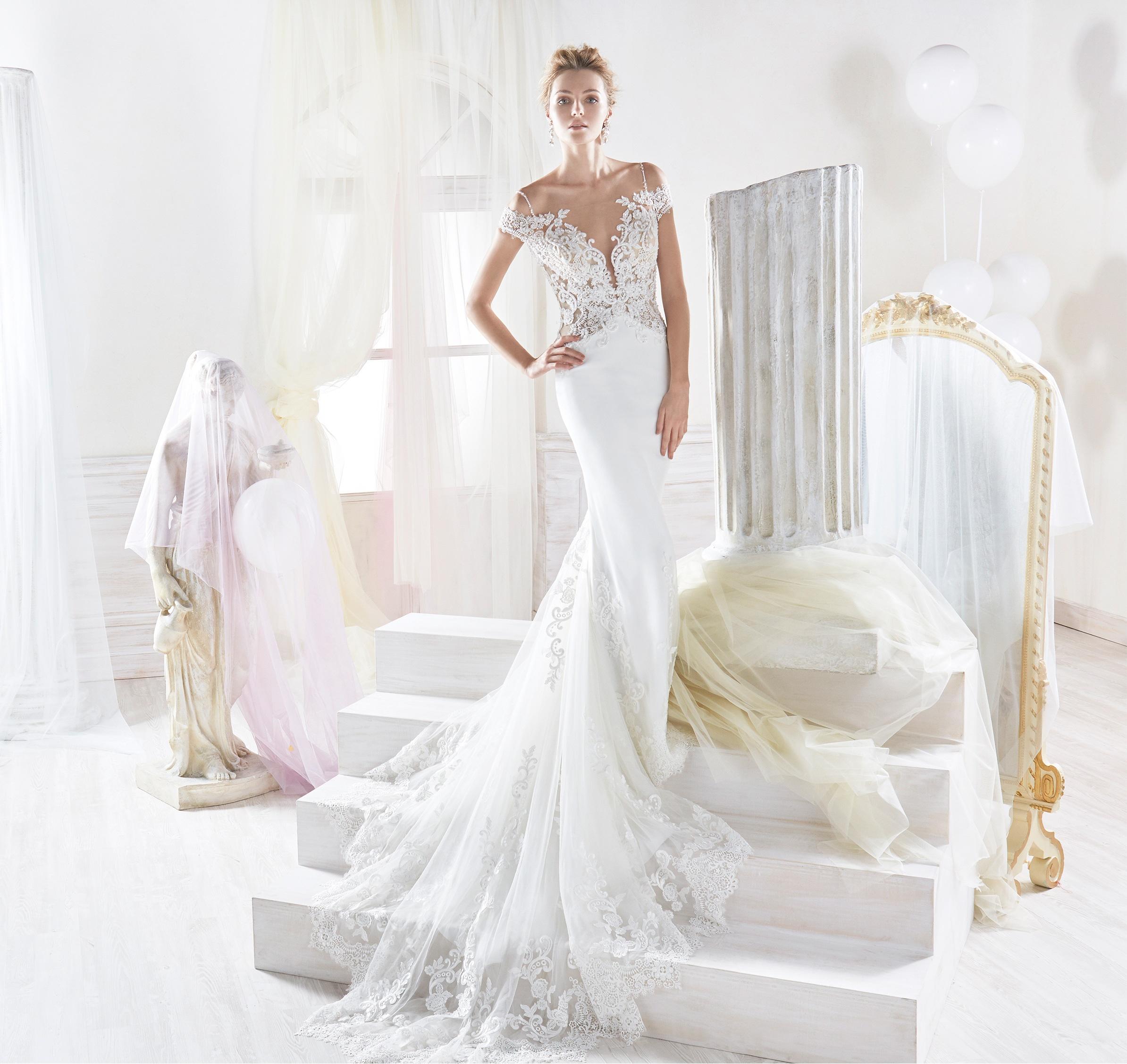 l'ultimo 42d7b da8e0 nicole-spose-NIAB18140-Nicole-moda-sposa-2018-761 - LA ...